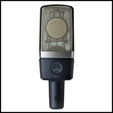 AKG C214 Professional Vocal Large-Diaphragm Studio Condenser Microphone
