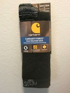 Carhartt Force Cold Weather Men's Crew  Sock