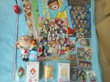 japan anime manga Love Live! Glass / Clear folder / Card / Stuffed doll (y1 381