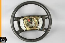 90-92 Mercedes R129 300SL 500SL Driver Steering Wheel Black OEM