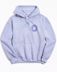 RED HOT CHILI PEPPERS (LAVENDER) HOODIE SZ. MEDIUM