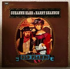 LP SUZANNE KLEE - HARRY SHANNON - OLD FLAMES