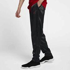 c89691a4dad6 Nike Jordan Retro 5 V Satin Pants Black Standard Fit AR3137 3XL