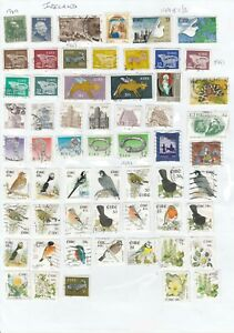 stamps collection Ireland