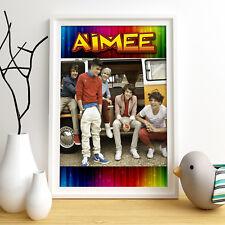 Una dirección 1D Personalizado cartel A4 Impresión Pared Arte ✔ Entrega Rápida