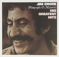 JIM CROCE CD - PHOTOGRAPHS & MEMORIES: HIS GREATEST HITS (1995) - NEW UNOPENED