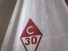 NEW Catalina 30 Tall Rig Mainsail 2 Reefs 7.5oz Dacron