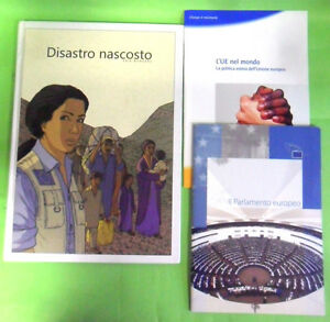 BONGERS.DISASTRO NASCOSTO.UNIONE EUROPEA-EUROPE DIRECT 2010