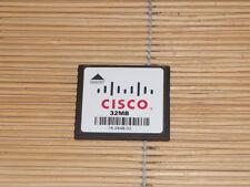 CISCO MEM1800-32CF 32 MB Compact Flash f. 1803 1812 1841 Router