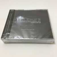 FINAL FANTASY 4 CD XV Original Soundtrack Regular Edition NEW JAPAN F/S