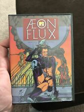 Aeon Flux (Dvd, 1997) Ex Rental. Disc Is In Excellent Shape. In Blockbuster Case