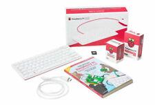 Raspberry Pi 400 Kit (microSD, Broadcom BCM2711, 1,80 GHz, 4Go,clavier français (FR)) Keyboard PC  - SC0386