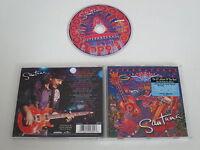 SANTANA/SUPERNATURAL(ARISTA 07822 19080 2) CD ALBUM
