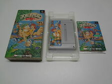 Joe and Mac / Tatakae Genshijin Nintendo Super Famicom Japan