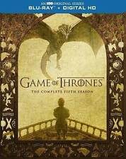 Game of Thrones: The Complete Fifth Season (Blu-ray Disc + Digital HD , 2016)