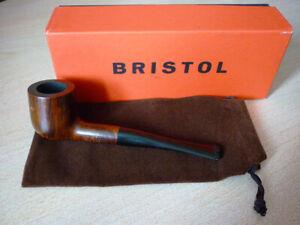 Pipa pipe pfeife BRISTOL (seconda marca  Gasparini) - mai fumata - unsmoked