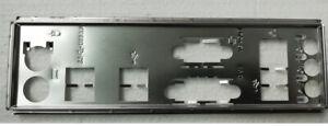 2pcs IO Shield Panel Backplate For ASUS B85M-V PLUS/B85M-V5 PLUS
