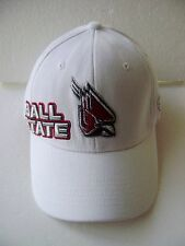 BALL STATE CARDINALS NCAA TOP OF WORLD FLEXFIT ONE SIZE HAT *FREE US S/H* NEW