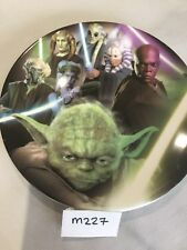 STAR WARS LIMITED EDITION COLLECTOR PLATES JEDI          M227