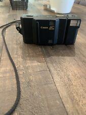 Rare Canon MC Quartz Date 35mm Point & Shoot Film Camera From JAPAN 1085