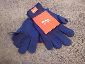 2 x pairs mens FlexiTog gloves liners activities skiing running biking BNWT!
