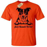 KIDS BOYS GIRLS Jack Russell Terrier T-Shirt dog lover gift present