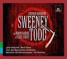 Mark Stone - Sondheim: Sweeney Todd (Mark Stone, Jane Henschel, Gregg [CD]