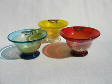 Hizen Bidoro - Set of 3 Sake Cups (Traditional Handcrafted in Saga)