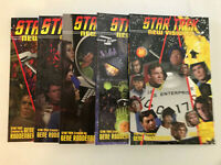 Star Trek New Visions Volumes 1-5 TPB Softcover Lot  [IDW 2014-2017]