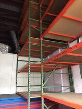 Pallet Racksmetal Steel Shelving For Storage Or Industrial Use
