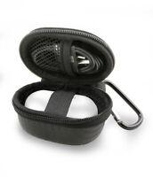 Black Wireless Earbuds Case For Jabra Elite Active 65t, Sennheiser Momentum True