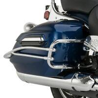 New OEM Yamaha Saddlebag Trim Rails - 2CA-F84F0-V0-00