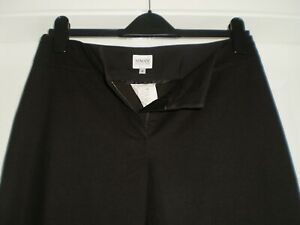 "Trousers ""Armani"" Collezioni Black Colour Size: Eur 40 Good Condition"