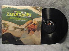33 RPM LP Record Al Hirt Latin In The Horn RCA Victor Records LSP-3653