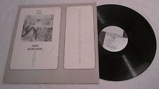 Rare 1960's Folk LP - KENT KILBOURNE - What the World Needs Now - MARTIN 7-7808