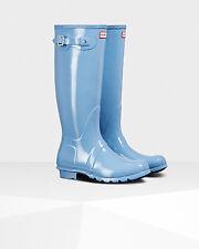 Hunter Boots Original Tall Rainboots Gloss Assorted Colors & Sizes NIB!
