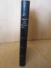 G R TABOUIS Le pharaon TOUT ANK AMON  Payot 1928 Relié Ex-Libris