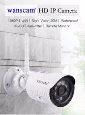 WANSCAM WIRELESS WIFI  IP CAMERA SECURITY CCTV P2P OUTDOOR GARAGE CAM HW0022-1
