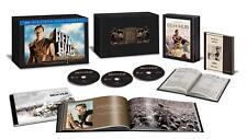 Ben-Hur Blu-ray 3-Disc Set, Limited Edition 50th Anniversary +BONUS statue! RARE