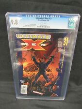Ultimate X-Men #31 (2003) Mark Millar Story CGC 9.8 White Pages C867