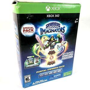 Skylanders Imaginators XBox 360 Portal Owners Pack Walmart Exclusive BRAND NEW!