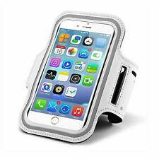 Sports Armband Case Holder Gym Running Jogging Arm Band Strap iPhones 4/4s & 5
