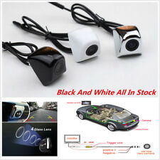 High-Definition 170° Rear-View Back Up Reverse Camera Waterproof Black Universal