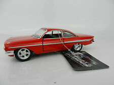 1:32 JADA TOYS *FATE OF THE FAST & FURIOUS* DOM'S 1961 Chevy Impala *DIECAST*