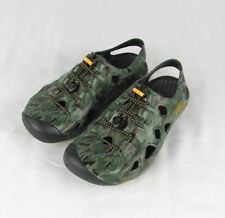 Keen Kids' Camouflage Slip on Flexible Upper Rubber Outsole Sandals 5