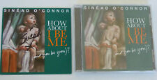 """Sinead O'Connor Authentic Signed """"How About I Be Me & You Be You"""" CD Autographed"""