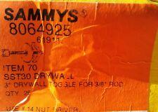 """Sammys Drywall Rod Hanger For 3/8"""" (8064925) (50pcs)"""