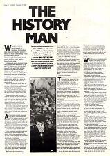 13/12/86pg18/19 Vintage Article & Picture, Stuart Adamson Of Big Country