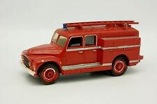 CCC Résine 1/43 - Citroen T46 FPT Guinard Pompiers