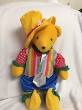 Vintage North American Bear Co. Clown Euc